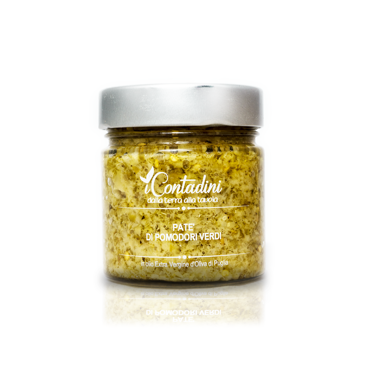 Patè di pomodori verdi - iContadini | Feinkostundwein