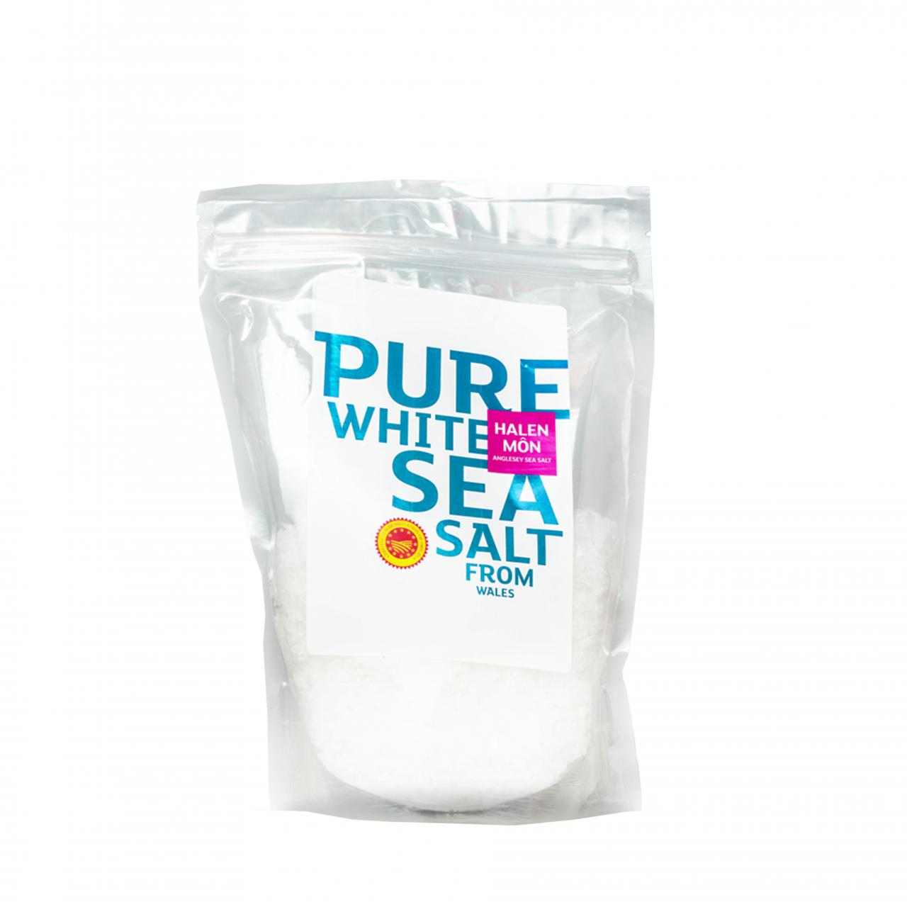 Pure White Sea Salt (500g)