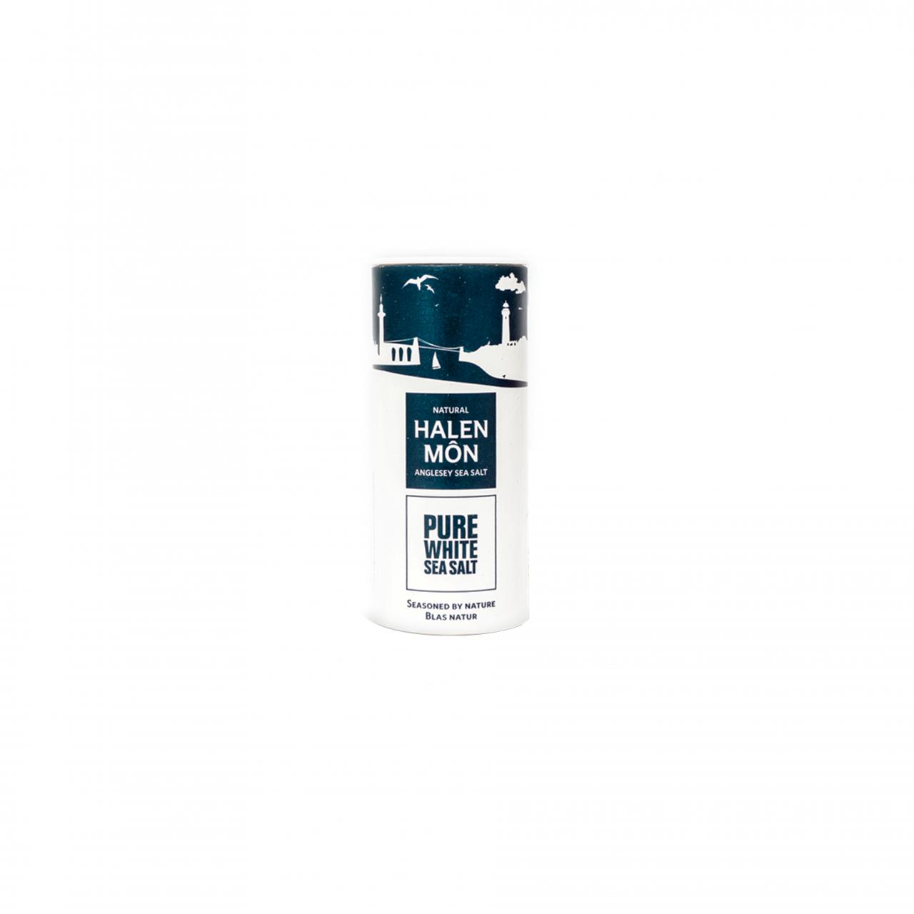 Pure White Sea Salt (250g)