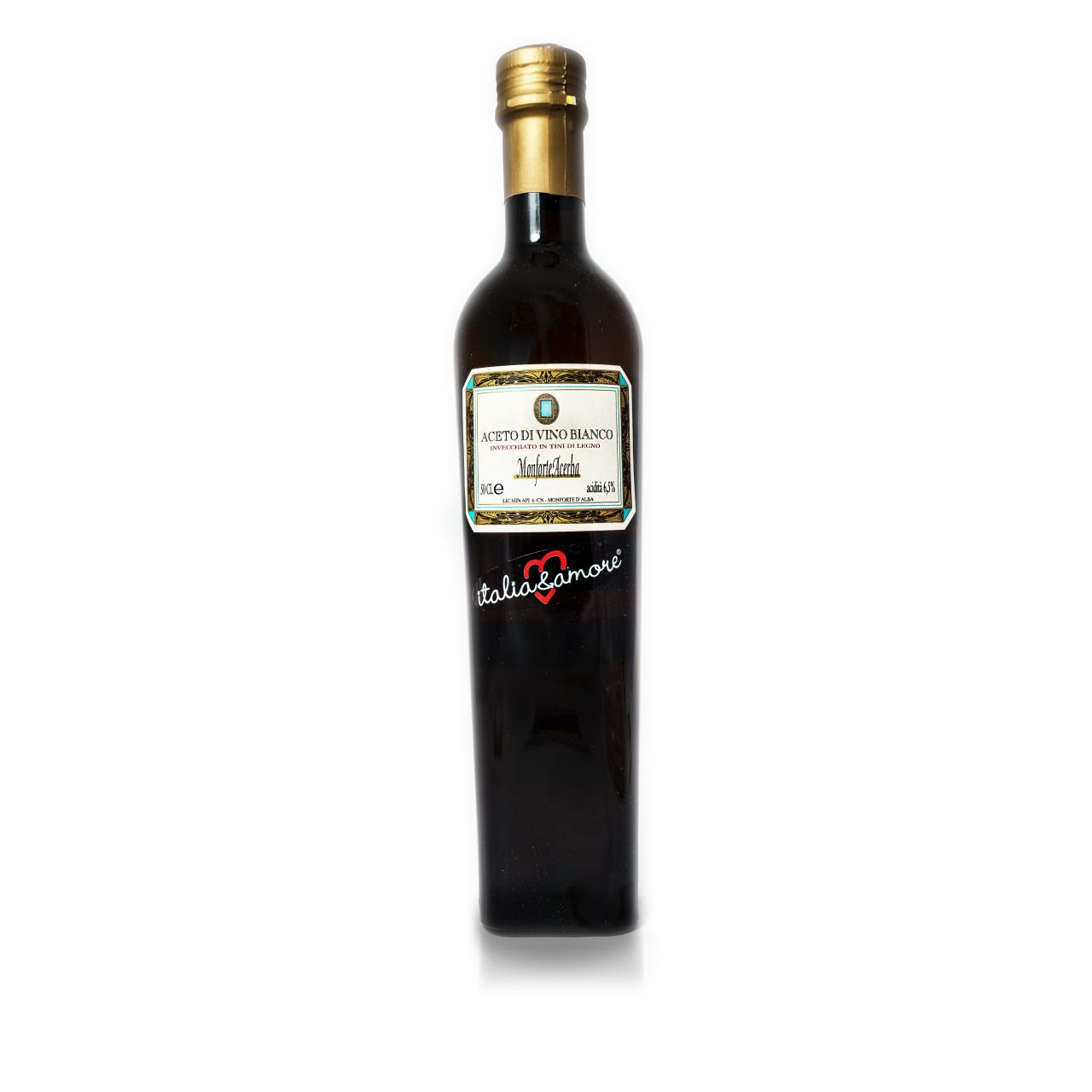 Weißweinessig - Monforte Acerba | Feinkostundwein