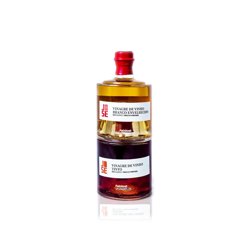 Vinagre de Vinho Geschenkbox - José Gourmet | Feinkostundwein