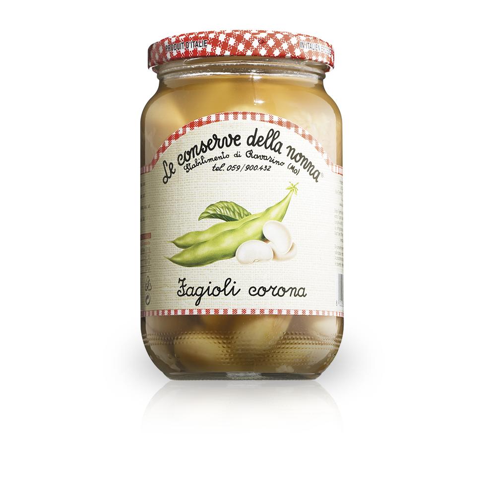 Bohnen Fagioli Corona