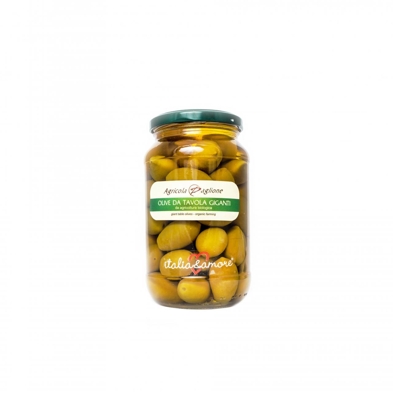 Olive de Tavola Giganti