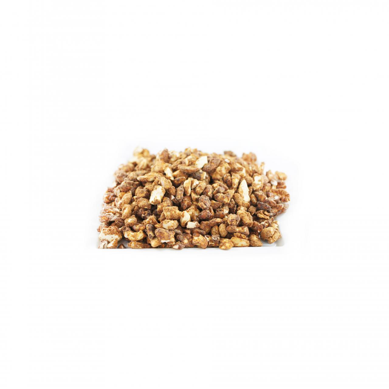 Karamellisierte Cashews