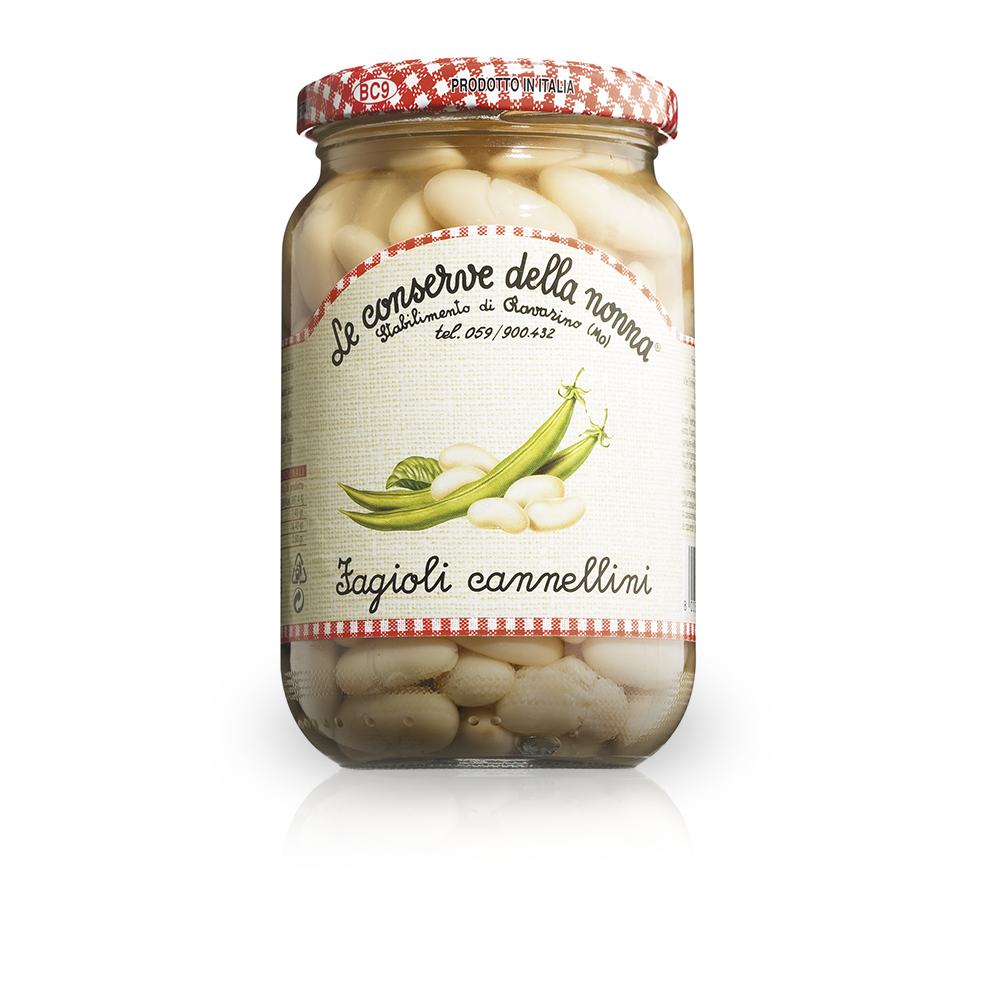 Bohnen Fagioli Cannellini