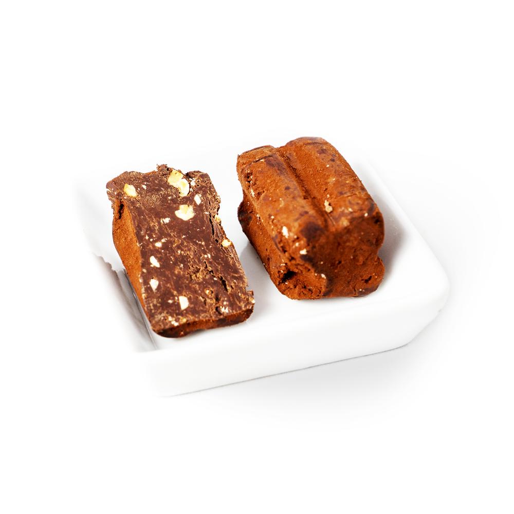 Schokoladentrüffel, extra-schwarz